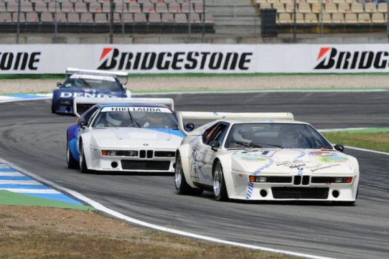 BMW M1 Procar at 2008 German Grand Prix
