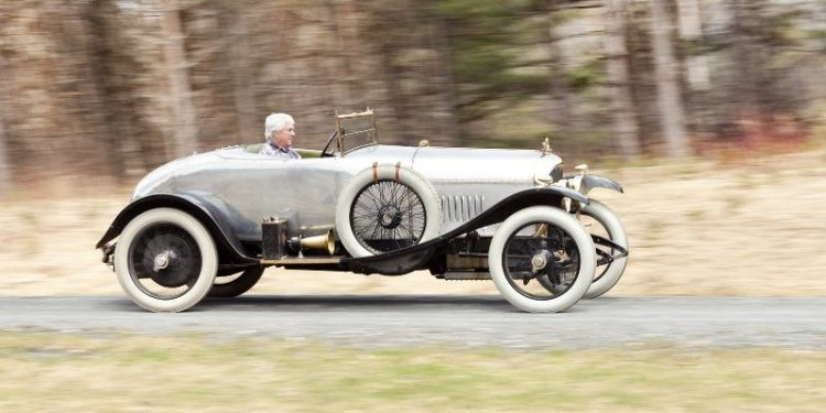 1921 Bentley 3-Litre, Chassis 3