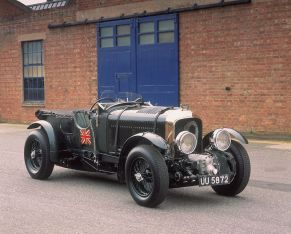 Bentley 4.5 Litre Supercharged