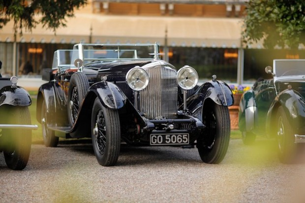 1931 Bentley 8 Litre 4-seater Tourer