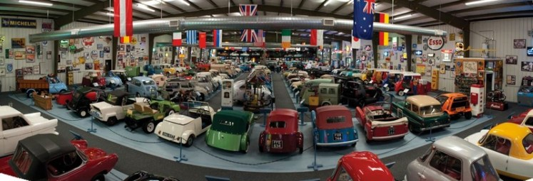 Bruce Weiner Microcar Collection