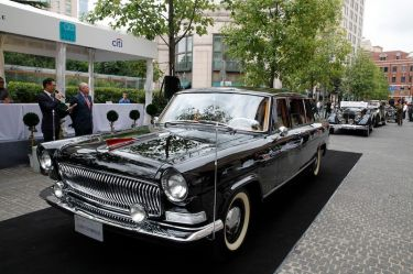 Chairman's Award Winner - 1972 Hongqi CA773