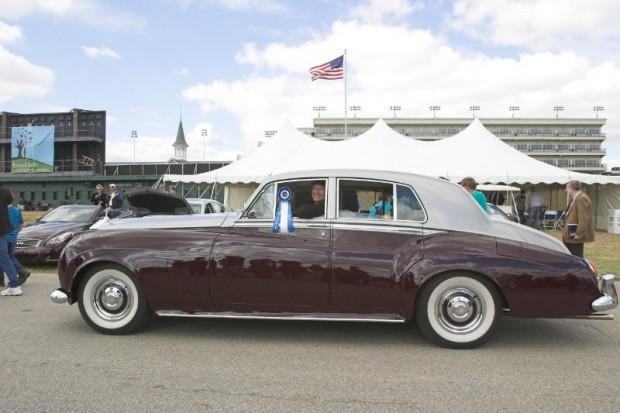 1959 Rolls-Royce Silver Cloud I, Dean & Donna Trindle
