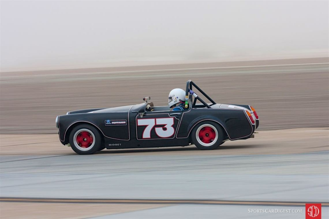1967 MG Midget - William Carson