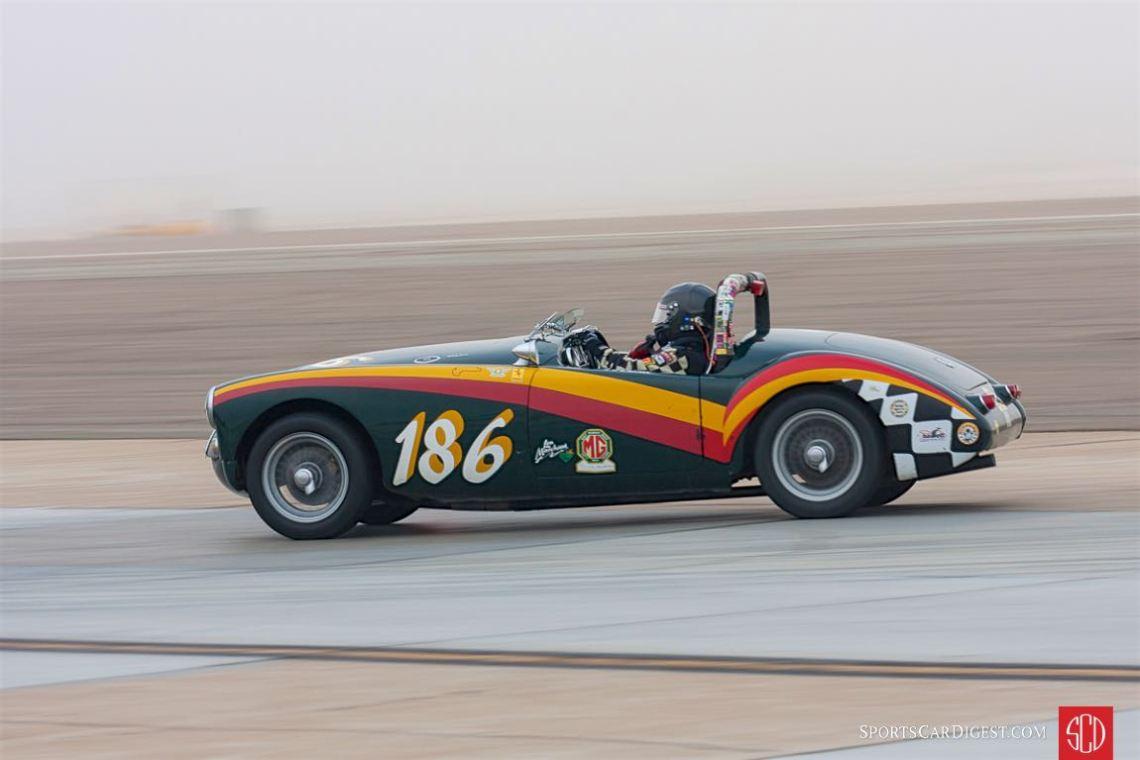 1959 MG A - Lou Marchant