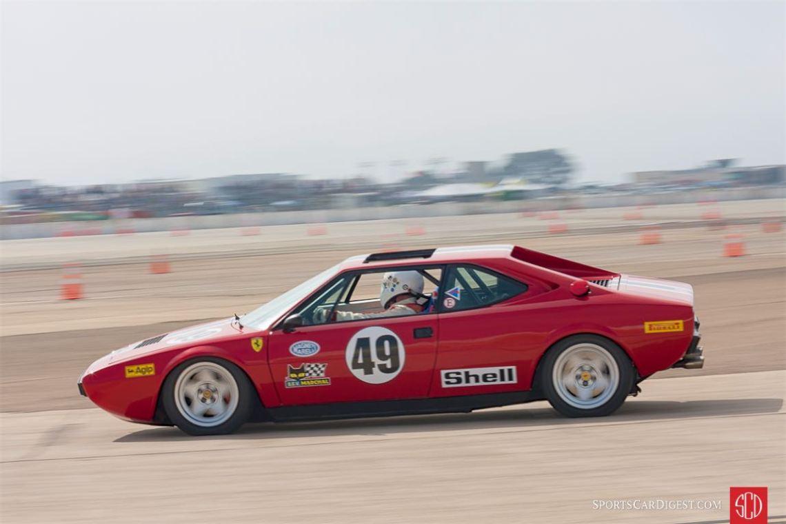 1974 Ferrari 308GT4 - Pen Pendleton