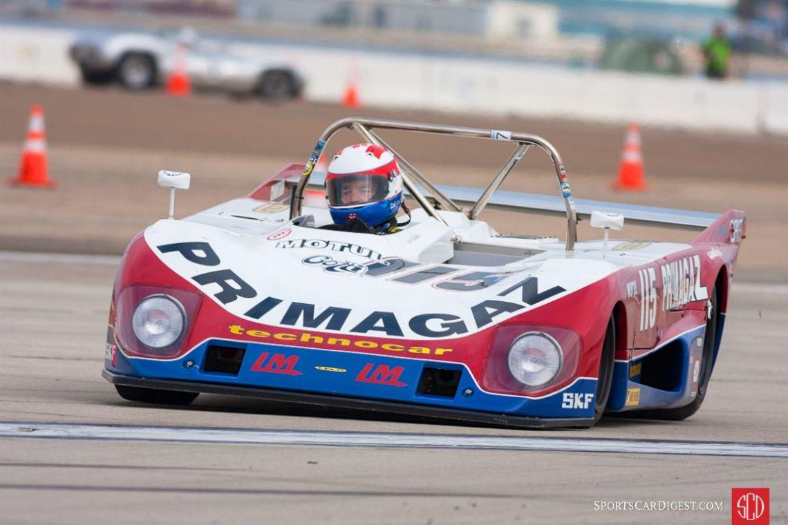 1973 Lola T292 - Cal Meeker