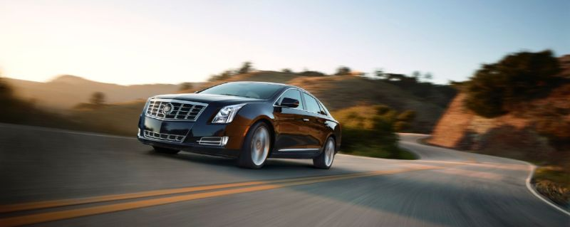 2013 Cadillac XTS Platinum AWD - Driving Report, Car Review