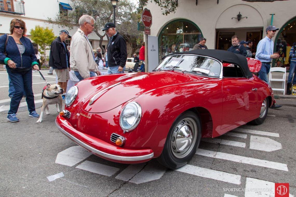 Kevin Watts - 1959 Porsche 356 A Carrera GS/GT Speedster