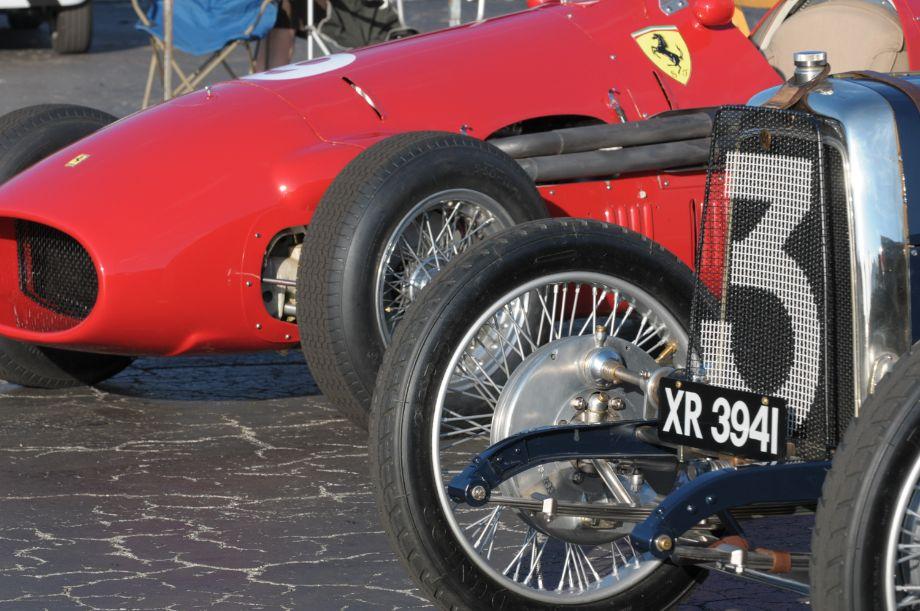 Aston Martin 16 Valve Twin Cam Grand Prix
