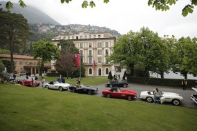 RM Auctions at Concorso Villa d'Este