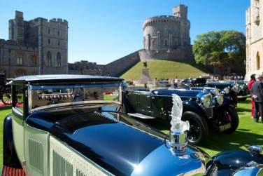 Concous of Elegance Windsor Castle 2012