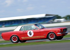 Alan Mann Racing Ford Mustang