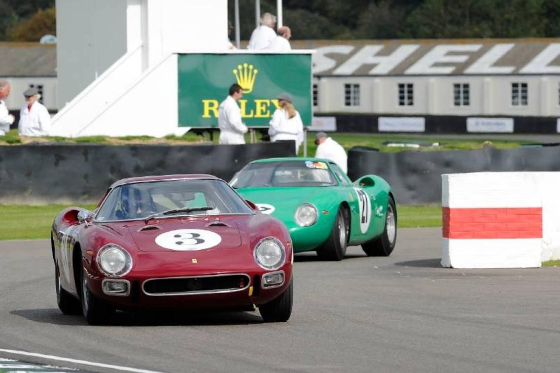 Ferrari 250 LM at Goodwood Revival