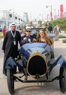 Kuwait Concours d'Elegance 2011