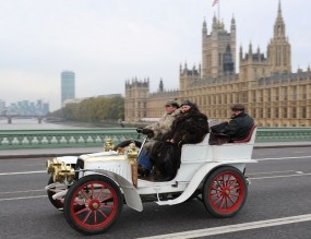London to Brighton Veteran Car Run 2010