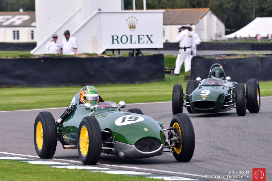 1959 Lotus-Climax 16