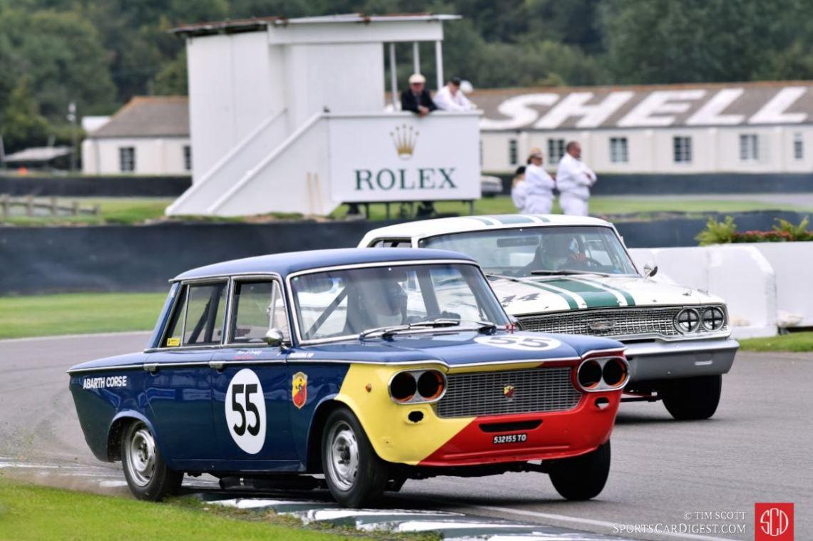 1962 Fiat Abarth 1500S