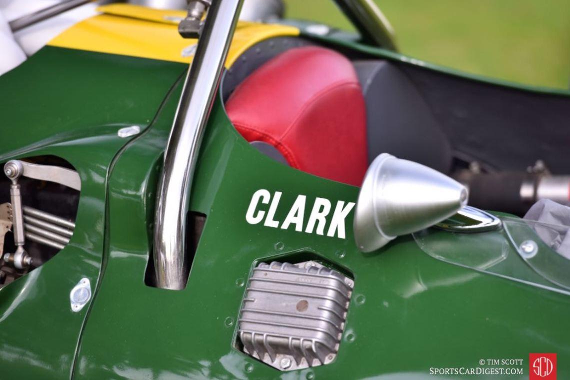 Ex-Jimmy Clark Lotus
