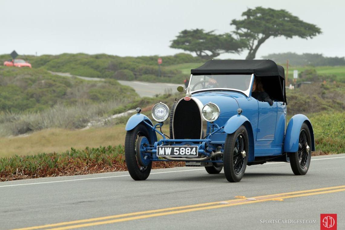 1928 Bugatti Type 40 Grand Sport