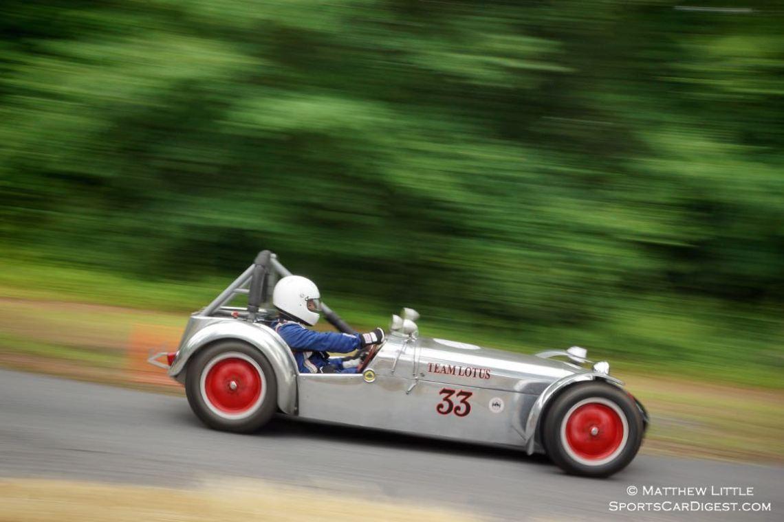 1956 Lotus Super Seven