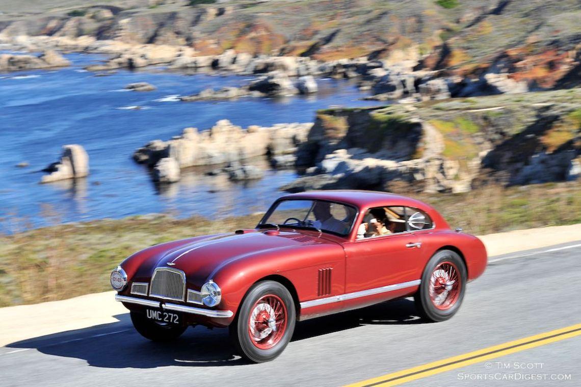 1949 Aston Martin DB2 Prototype Coupe