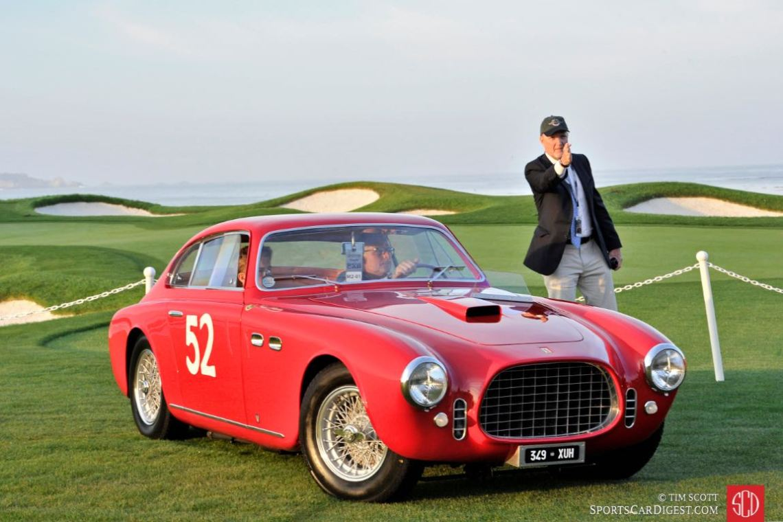 1952 Ferrari 212 Inter Vignale Berlinetta