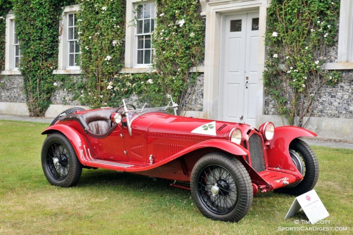 1931 Alfa Romeo 8C 2300 MM