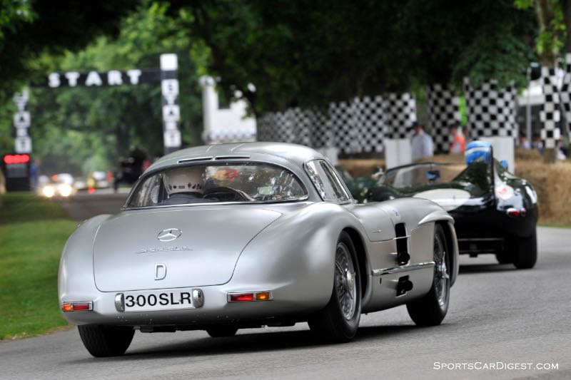 Mercedes-Benz 300 SLR 'Uhlenhaut Coupe'