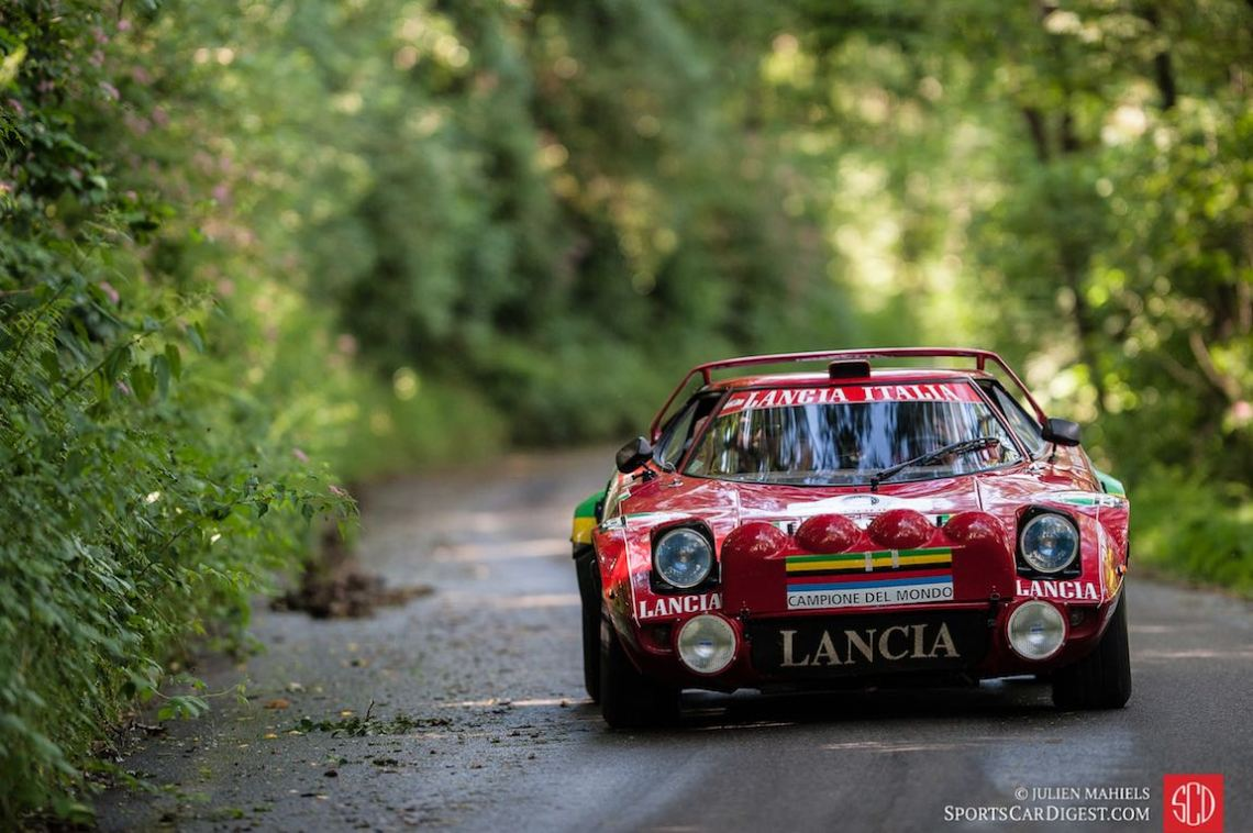 Lancia Stratos World Meeting 2016
