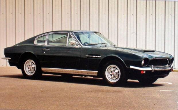 1972 Aston Martin V8 Series 2 Coupe