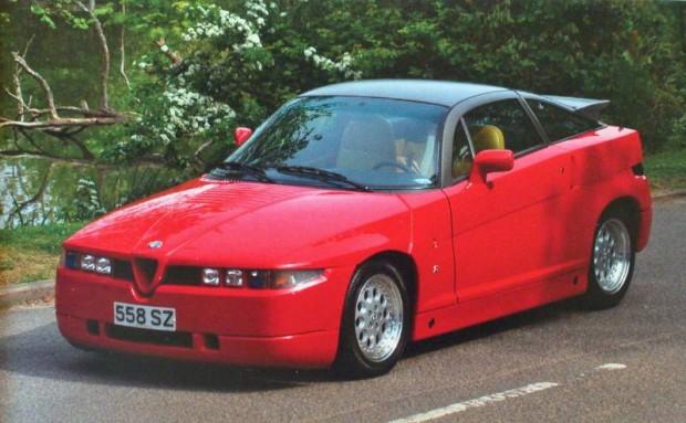 1990 Alfa Romeo SZ Coupe