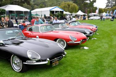 Jaguar E-types