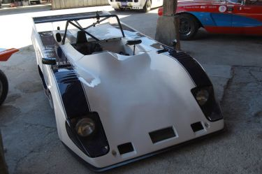 1979 Lola T298 with a BMW M12 7.2 litre engine