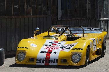 1972 Lola T280 DFV; chassis: HU1