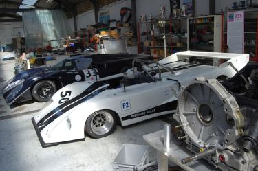 1977 Lola T286 and 1969 Lola T70 Mk III B