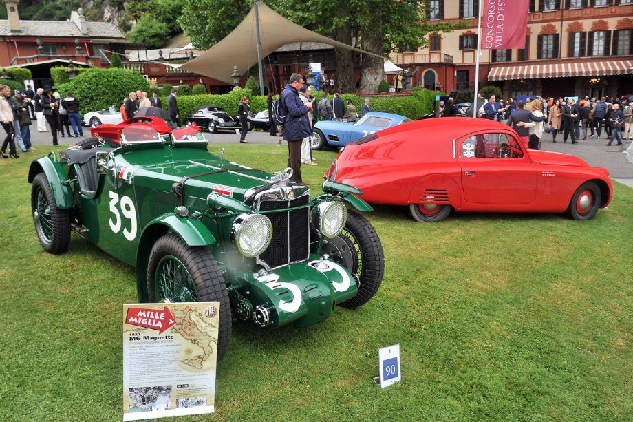 1933 MG Magnette K3