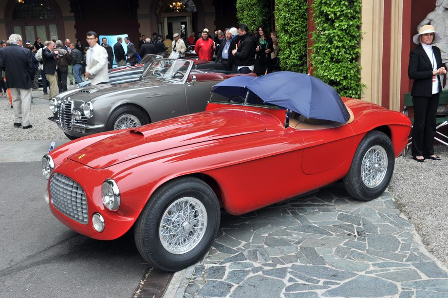 1951 Ferrari 212 Export Barchetta