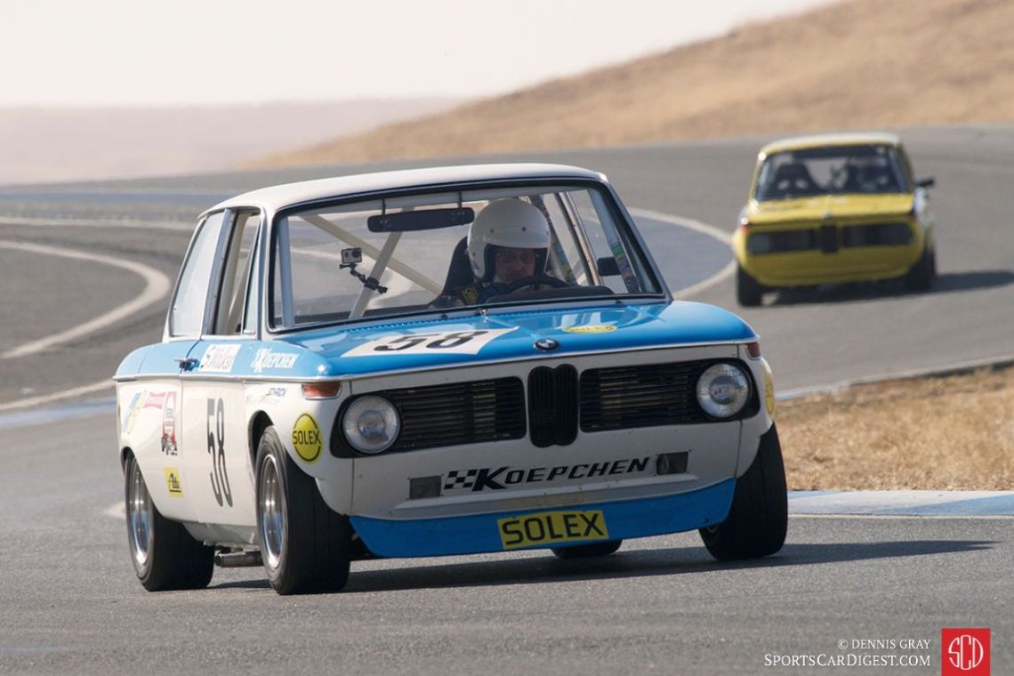 1971 BMW 2002 of Steve Walker