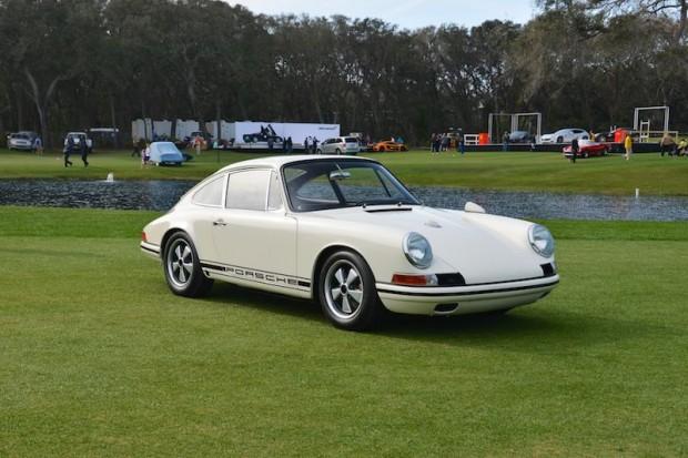 1967 Porsche 911R of Lance Willsey