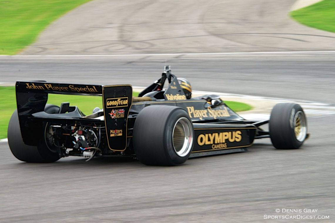 Doc Bundy's Lotus 79