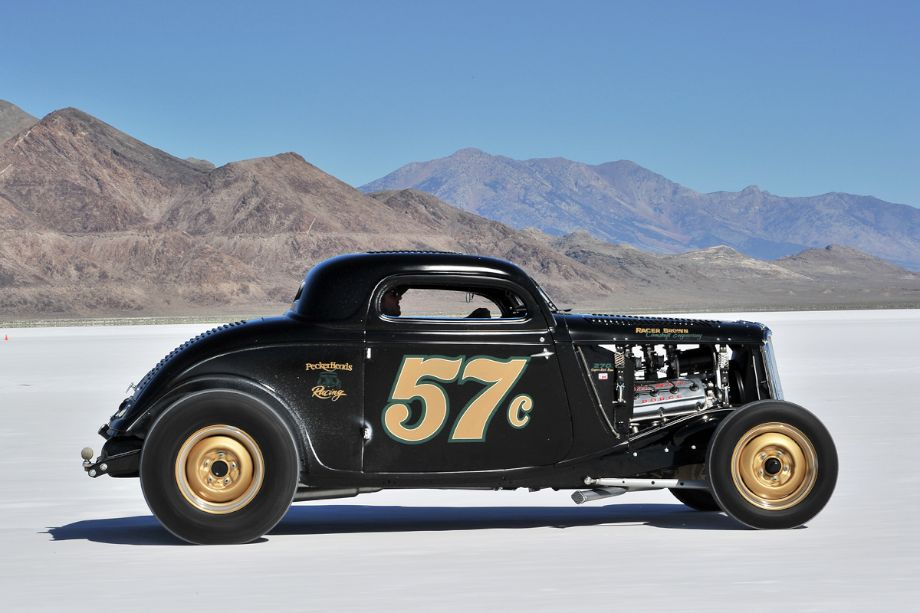 Bonneville speed week 2013 photo gallery and report for Garage ford bonneville