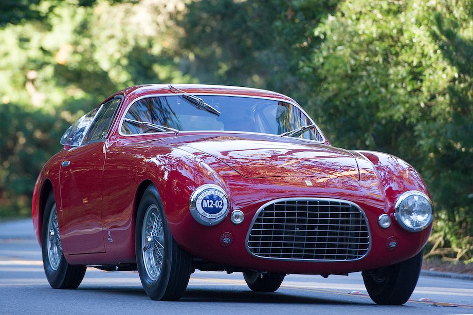 1951 Ferrari 212 MM Vignale Berlinetta
