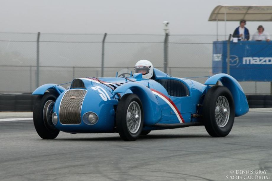 1932 Alfa Romeo 8C 2300 Touring Spider Corsa