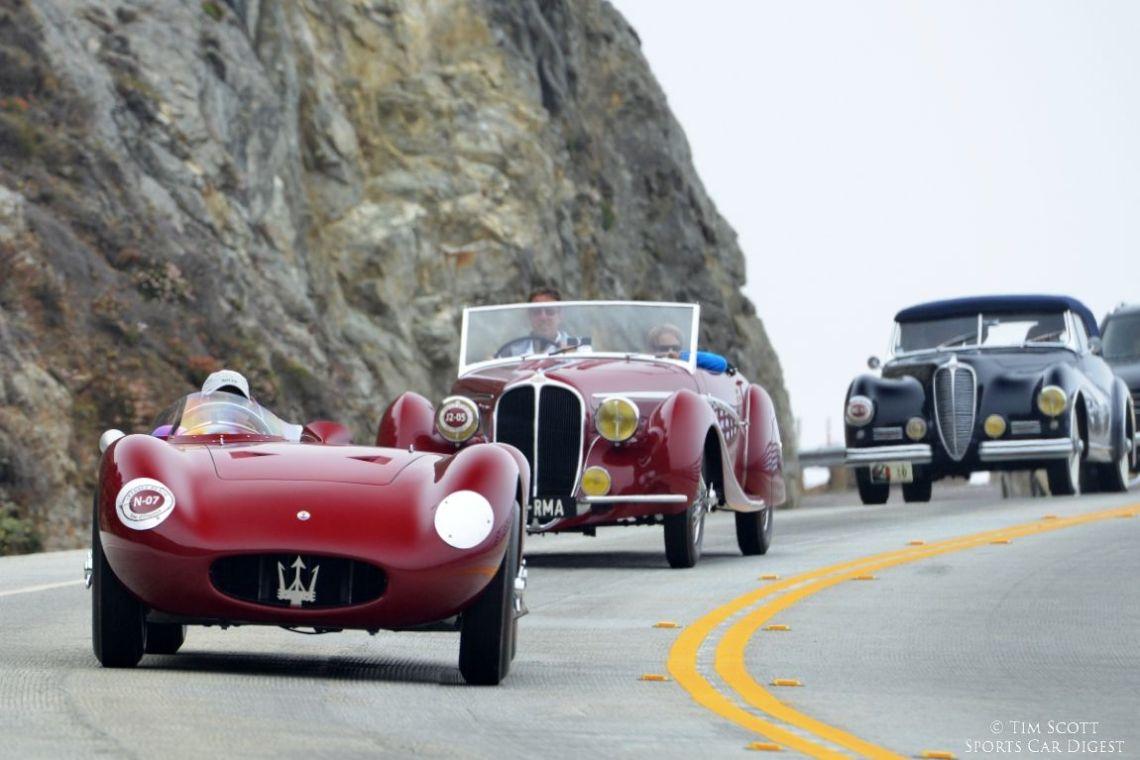1956 Maserati 150S Fantuzzi Monoposto