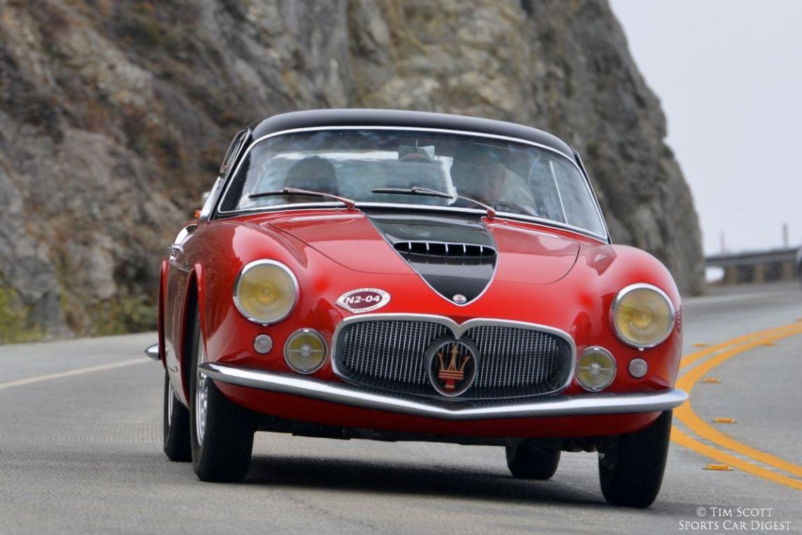 1956 Maserati A6G/54 Frua Coupe