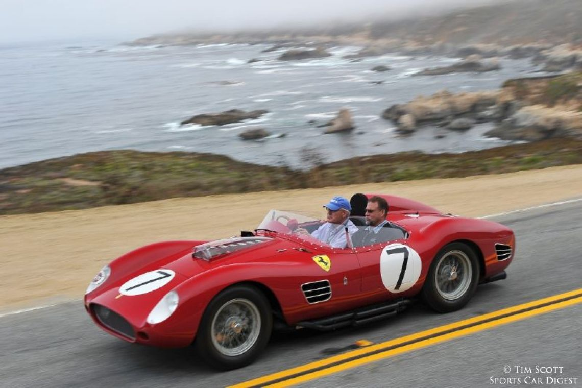 1959 Ferrari 250 TR59 Fantuzzi Spider