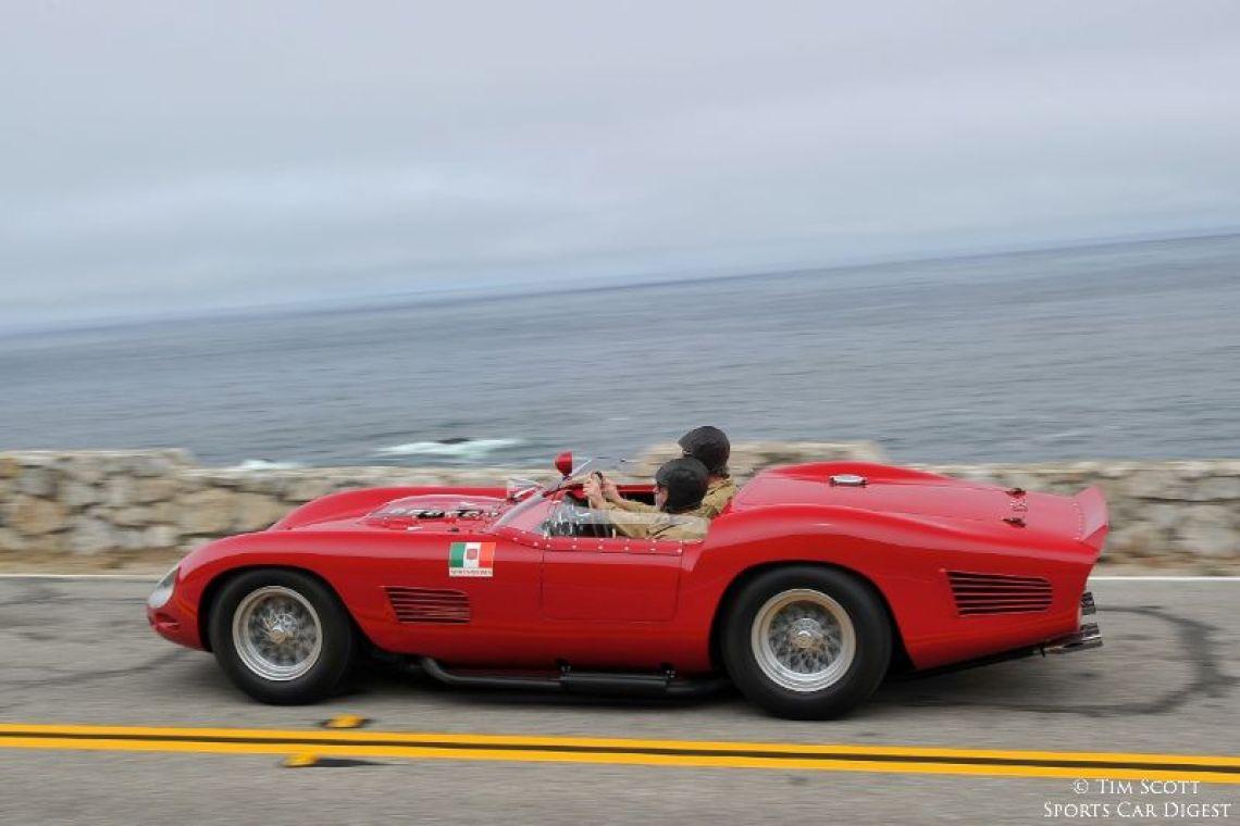 1961 Ferrari 250 TRI 61 Fantuazzi Spider