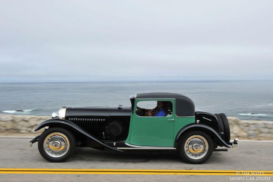 1931 Bugatti Type 50 Million-Guiet Coupe