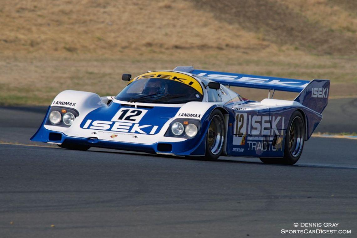 Russell Kempnich's 1982 Porsche 956C